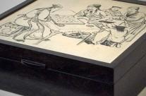 Custom Chess Box