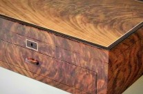 Custom Walnut Box